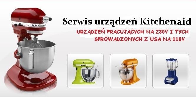 Serwis urządzeń KitchenAid